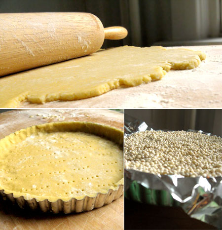 Finishing & Baking the Pastry
