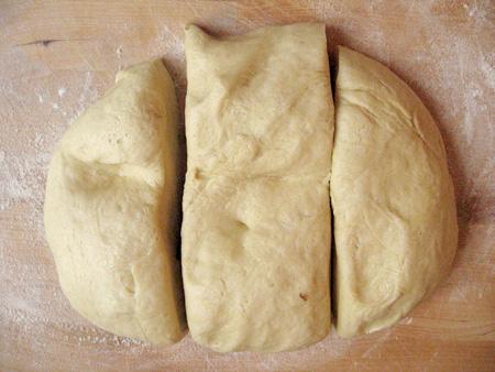 challah dough