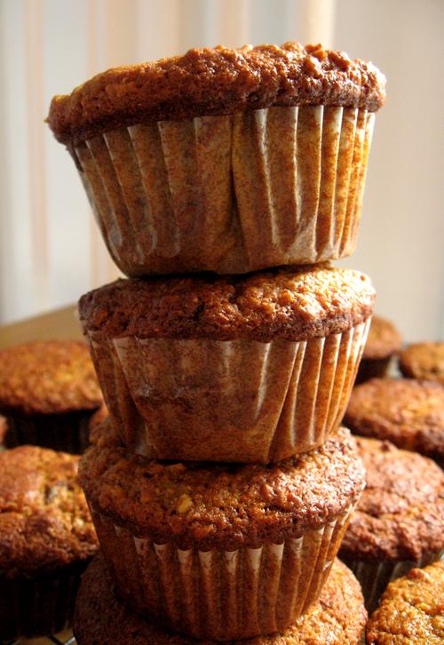 Pumpkin Fusion Muffins