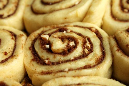 sticky cinnamon rolls
