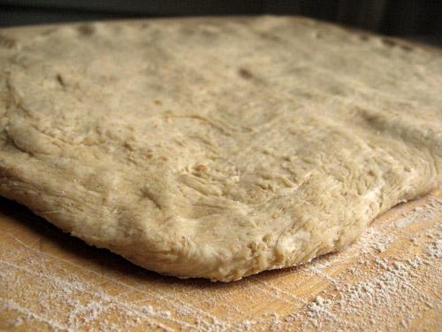 grissini dough